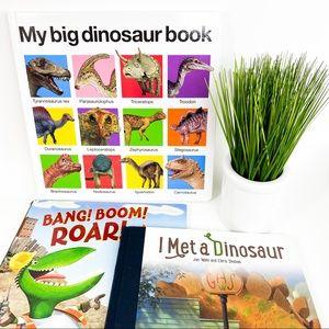 Dinosaur Children's Book Bundle Dinosaur Book Deal